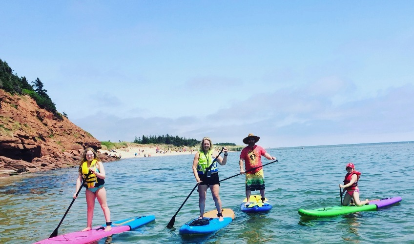 East Coast Paddle Adventures