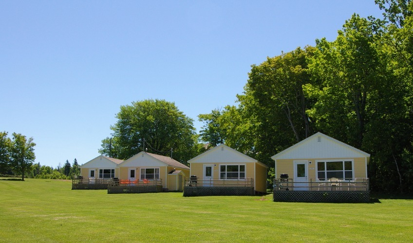 Wingspread Cottages