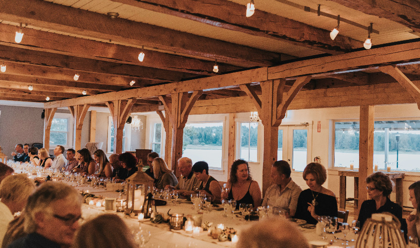The RiverShed Ultimate Chef's Table