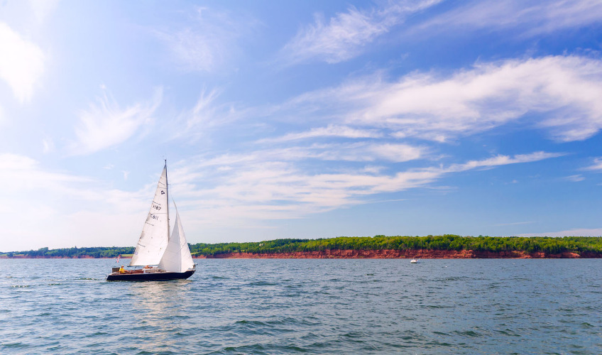 Red Sand Sailing
