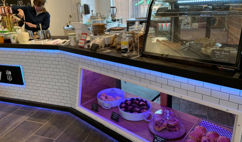 The Gallery – Coffe House & Bakery