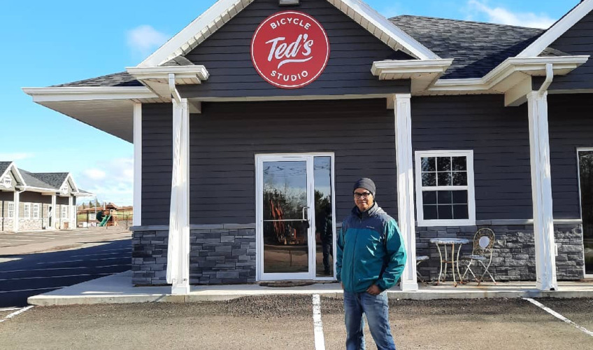 Ted's Bicycle Shop