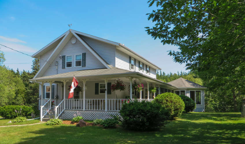 Forest & Lake PEI Cottages and Bed & Breakfast