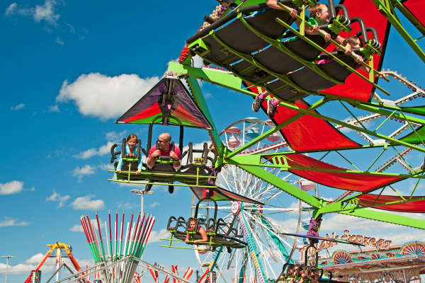 Old Home Week - PEI's Family Fun Fair