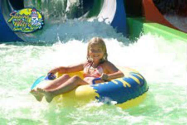 Shining Waters Family Fun Park Single Day Pass