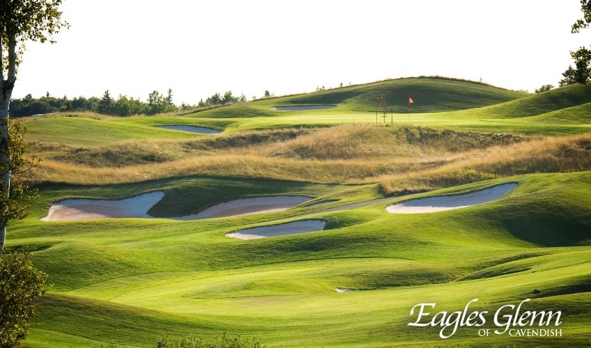 Hills & Eagles Golf Package