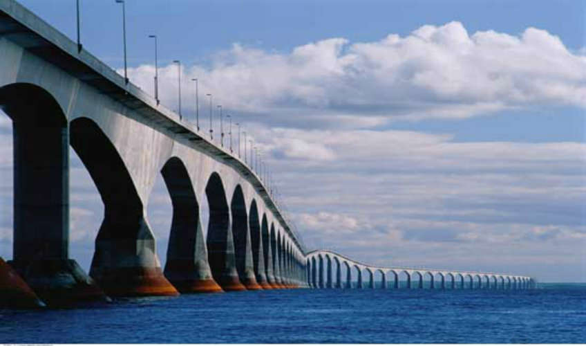 Confederation Bridge Pass (3 or more nights)