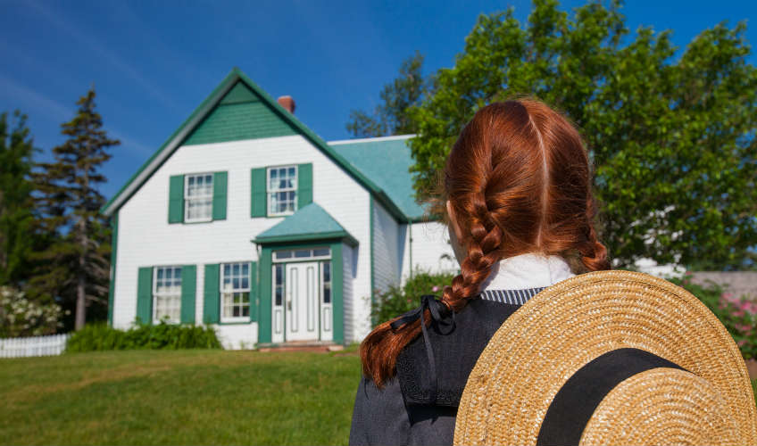 Pass to Green Gables Heritage Place