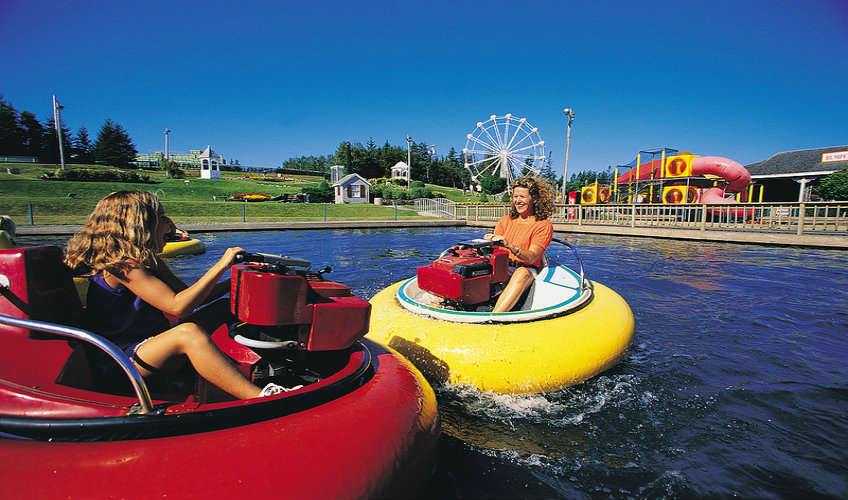 Unlimited Sandspit Amusement Park