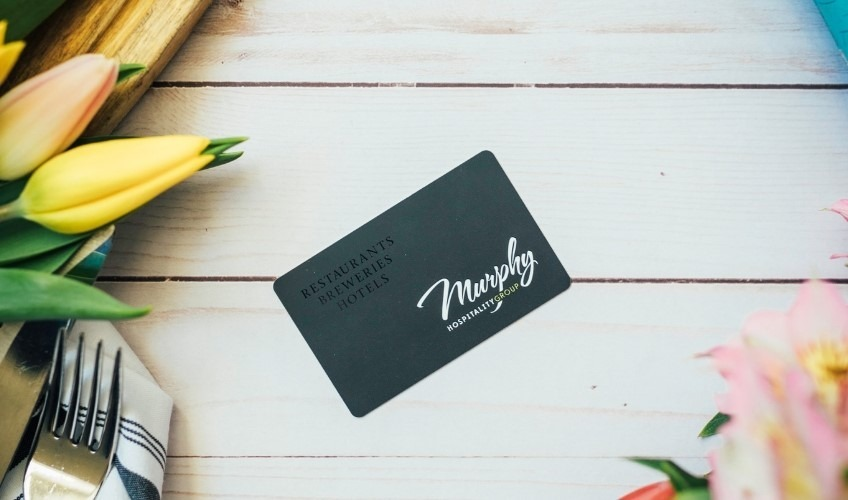 Gift Card for Murphy Hospitality Group Restaurants