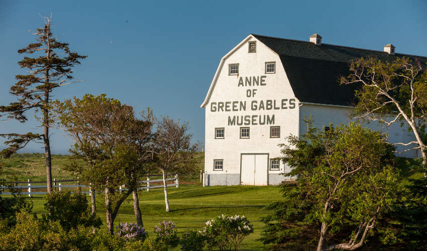 Pass for two to the Anne of Green Gables Museum and Gardens