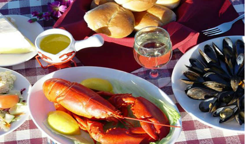 Lobster feast for 2 - New Glasgow Lobster Suppers