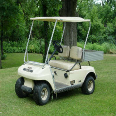 Complimentary use of Golf Cart