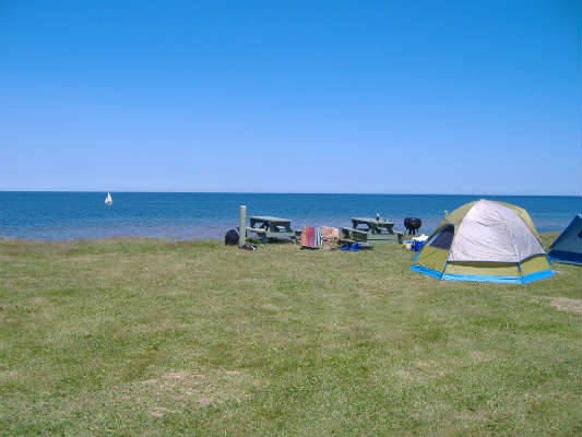 Campbells Cove Campground and Cabins