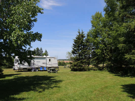Mill River Campground