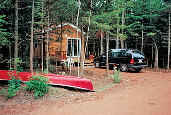 New Glasgow Highlands Camp Cabins/Camping