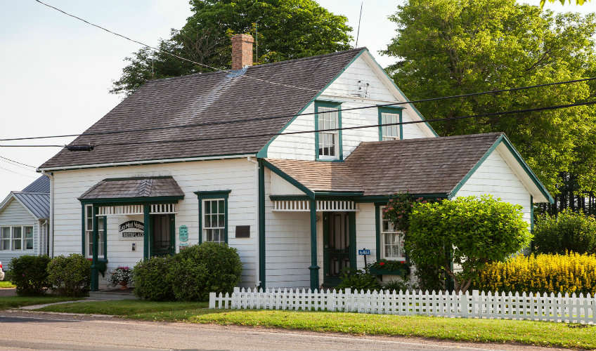 Admission to L.M. Montgomery's Birthplace