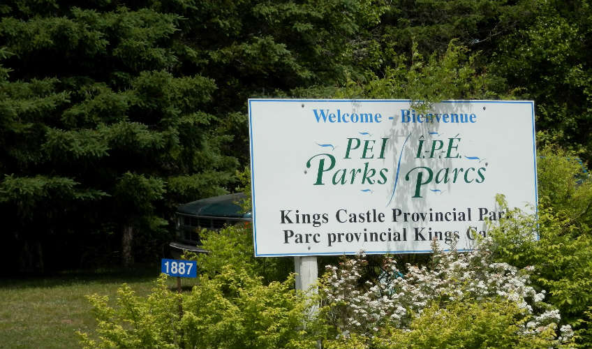 Family Day at Kings Castle Provincial Park