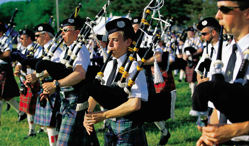 156th PEI Highland Games & Scottish Festival