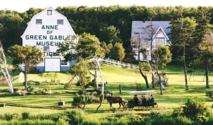 La Anne of Green Gables Museum