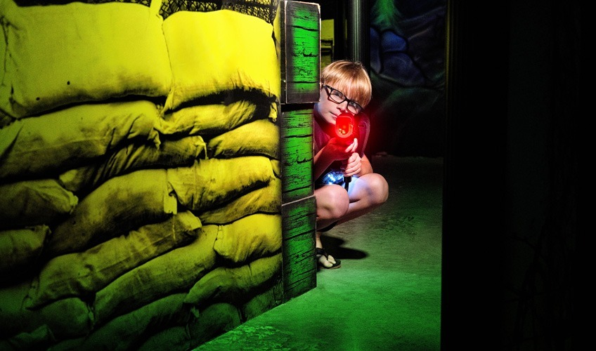 Family(4) unlimited access to Cavendish Adventure Zone