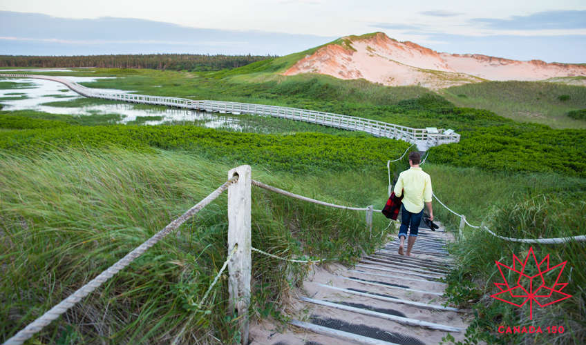 PEI National Parks - Official 150 Event