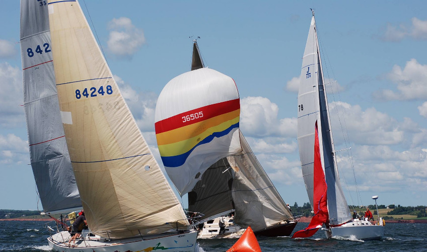 East Coast Docks Charlottetown Race Week