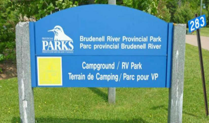 Senior's Day At Brudenell River Provincial Park