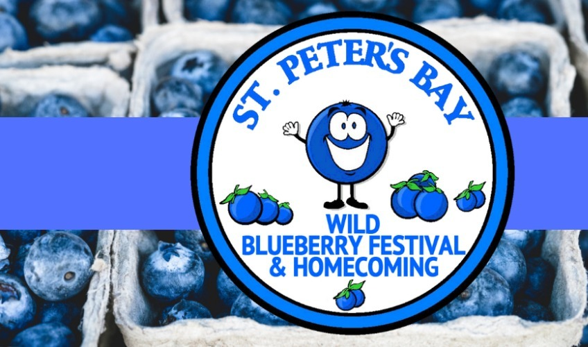 St Peter's Bay Wild Blueberry Festival & Homecoming