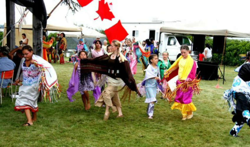 20 th Annual Lennox Island Pow Wow