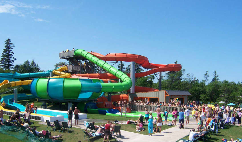 Family Pass to Shining Waters Family Fun Park
