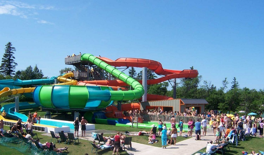 SLIDE & RIDE PACKAGE (Shining Waters & Sandspit)