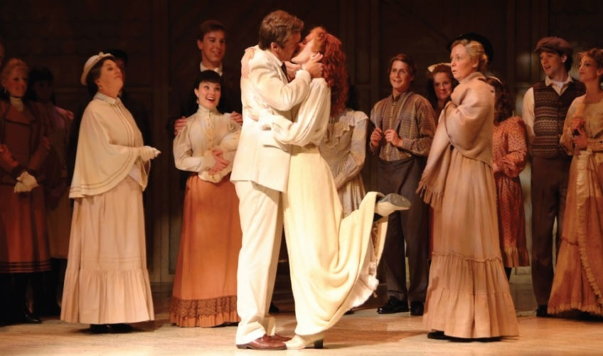 The Songs of Anne & Gilbert The Musical