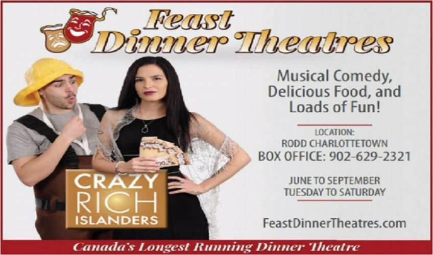 Feast Dinner Theatre Presents: CRAZY RICH ISLANDERS