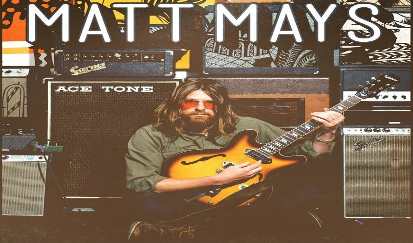 Matt Mays *Spectacle avec groupe intégral*