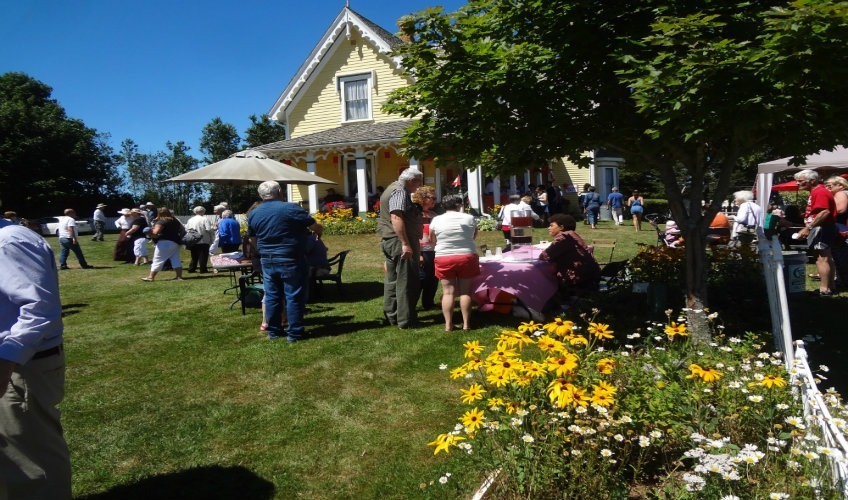 21st Annual Strawberry Social