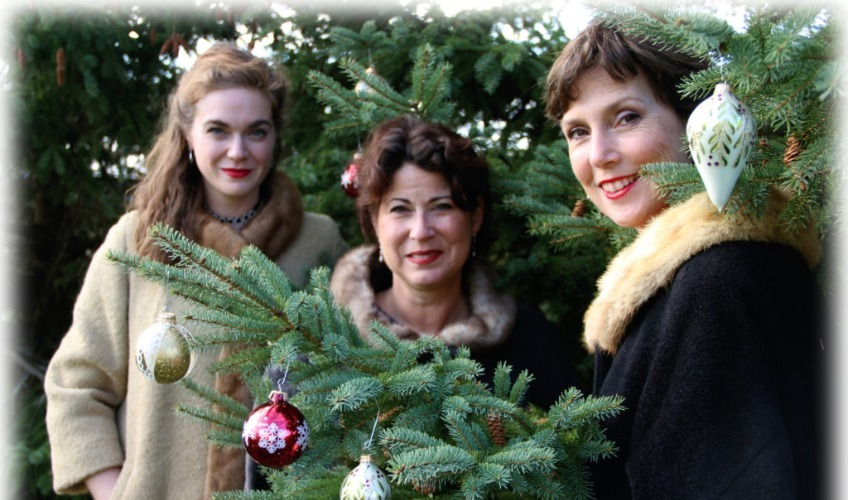 A Fascinating Ladies Christmas