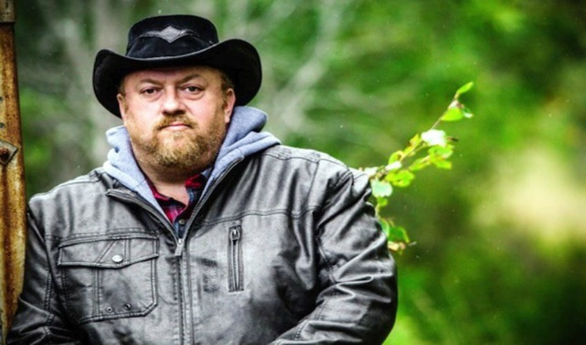 JP Cormier at Copper Bottom Brewing