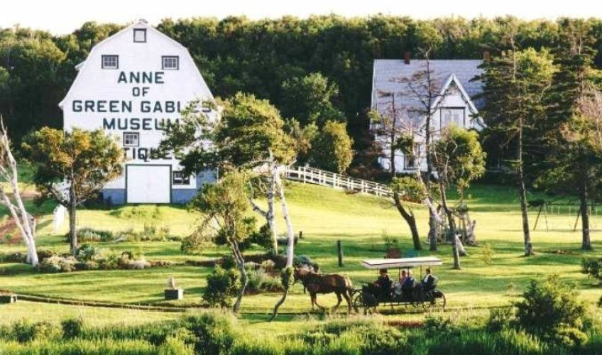 (one) pass to the Anne of Green Gables Museum and Gardens, Park Corner