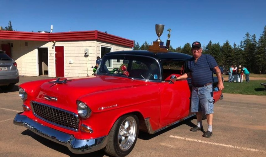 7th Annual Brackley Street Machine & Hot Rod Show