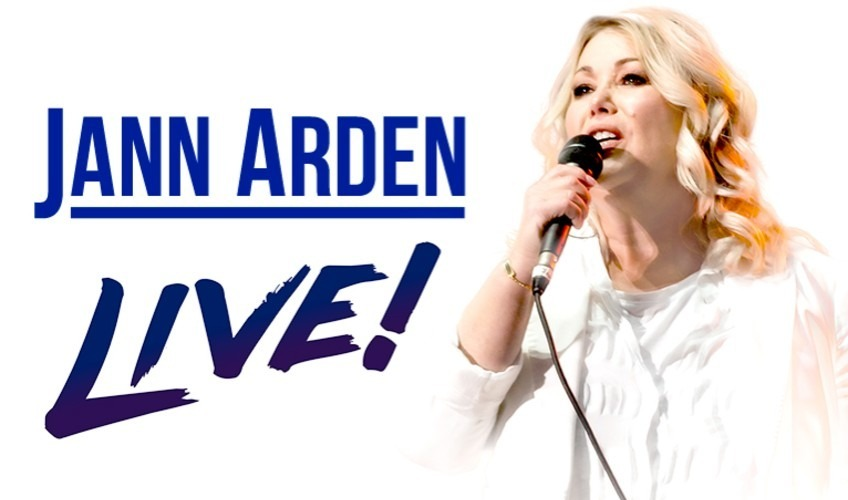 Jann Arden Live! Cross Canada Tour