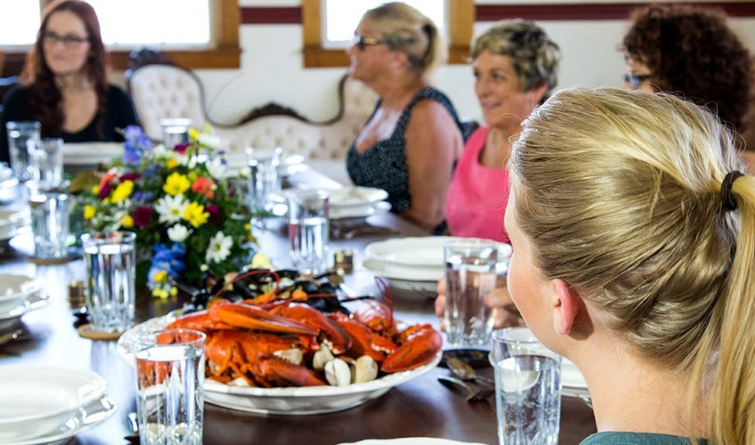 Lobster, Tales and Tunes -  An Evening with Island Musician Michael Pendergast