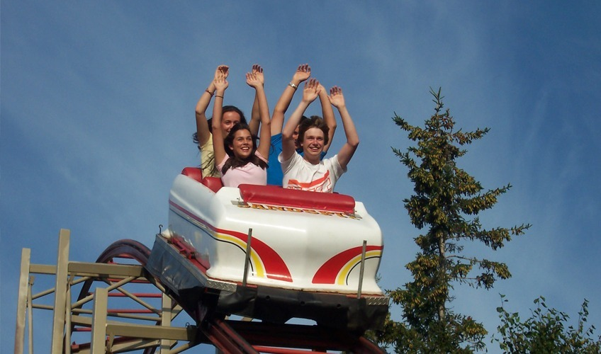 2 Night Family Package - 2 Theme Parks