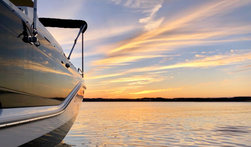 Romantic, Private Sunset Boat Tour