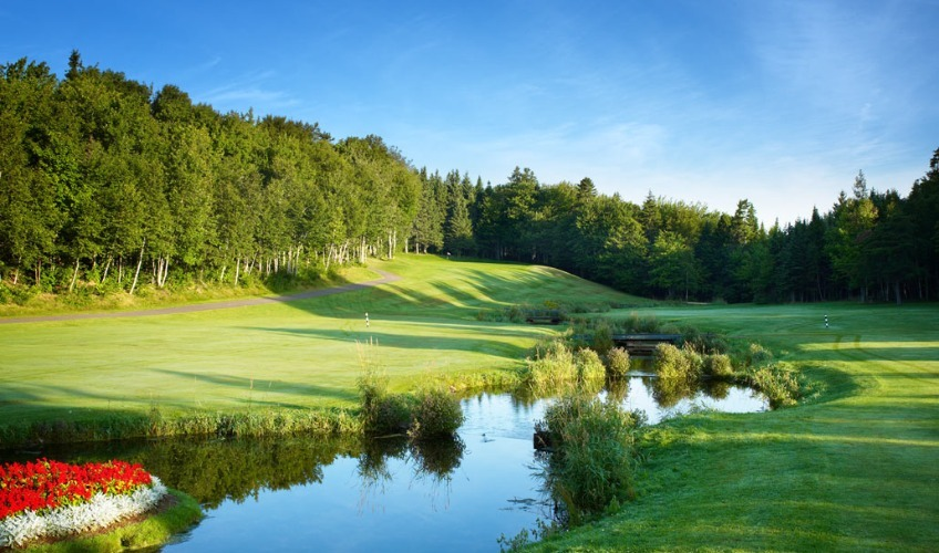 Northport Pier Mill River Golf Package