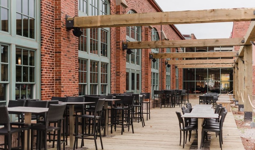 Founders' Food Hall and Market Concert Series