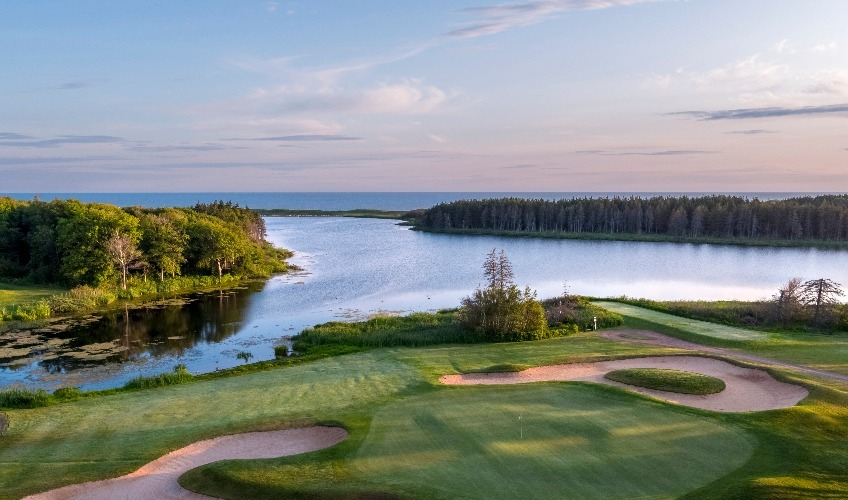 Cavendish Beach Trail Card- 4 rounds of golf
