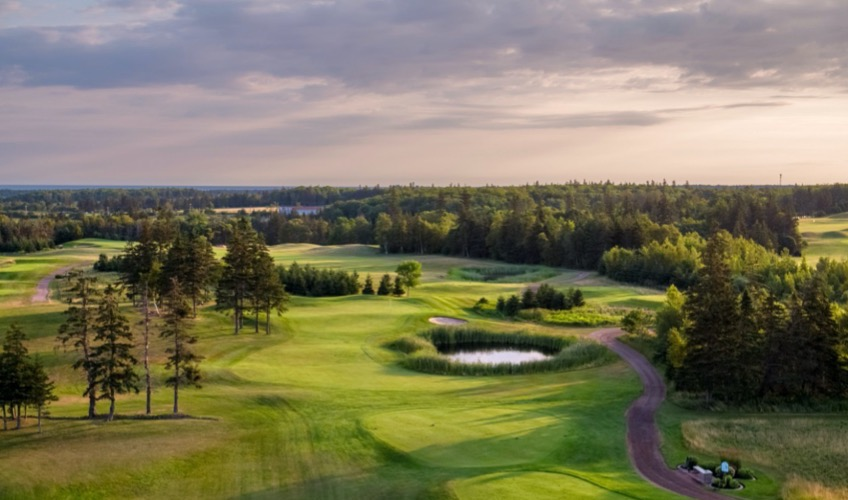 *SPECIAL* Golf Cavendish Fall Stay & Play