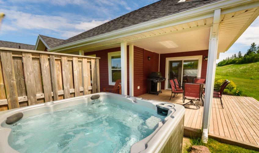Winter Getaway with Private Hot Tub