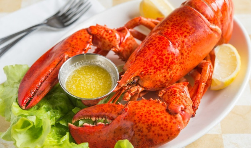 Couples Lobster Supper Package